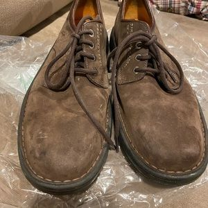 Timberland Lace Up Oxfords